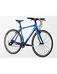 Greenway aleación/ciudad bicicleta híbrida, 7002016modelo. W/21velocidades Shimano.