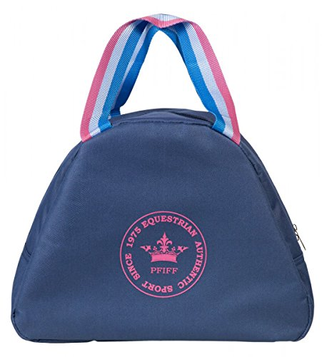 PFIFF 102544 Helm-Tasche Triple Universal-Tasche (ca. 25 x 25 cm) (dunkelblau)