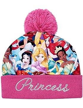 Disney Princess Ragazze Berretto di lana - fucsia