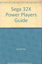 Sega 32X Power Players Guide de Nic Lavroff
