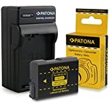 Chargeur + Batterie EN-EL14 pour Nikon D3100 | D3200 | D5100 | D5200 | P7000 | P7100 | P7700
