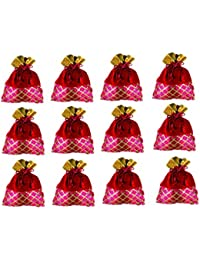 PIKIPOO Women's Potli (Set of 12)