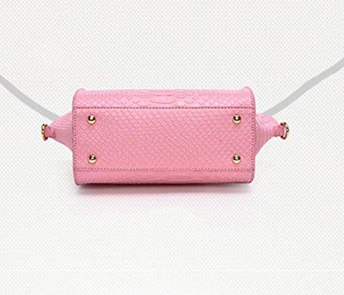 Ms. Varietà Di Borsa Multifunzionale Borsa A Tracolla Messenger Bag Borsa Femminile Borsa Semplice Pink