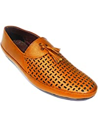 SRX Fashion Men's Loafer's, Slip On Loafers, Casual Loafers, Party Wear Loafers