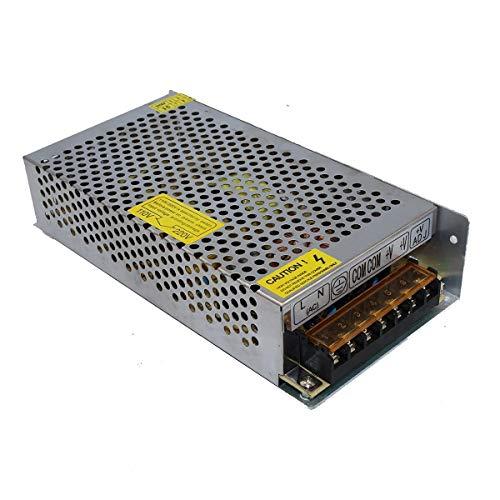 Luxury Alimentación tira LED transformador estabilizado 220V 12V 10A 10A 120W