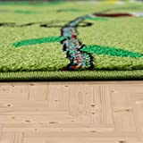 Kinderteppich Spielteppich Dschungel Tiere Pa...Vergleich