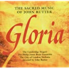 Rutter - Gloria - Sacred Choral Works