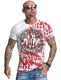 Yakuza Hombres Ropa superior / Camiseta Club