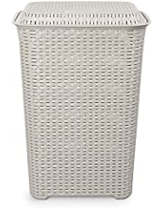 Cello Eliza Plastic Laundry Basket