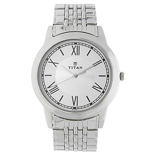 Titan 1735SM01  Analog Watch For Unisex