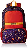 #10: American Tourister 27 Lts Hashtag Orange Casual Backpack (Hashtag 02_8901836130829)