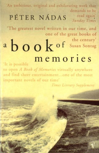 A Book Of Memories (Roman) por Peter Nádas