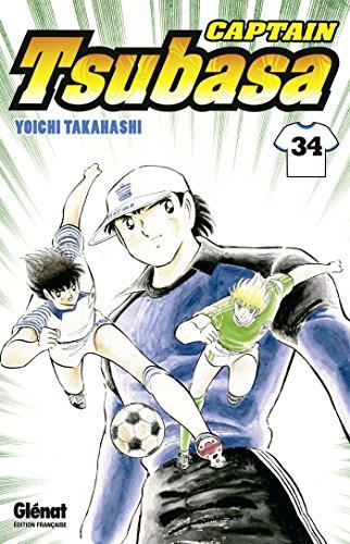 Captain Tsubasa - Olive et Tom