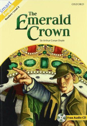 smart-english-readers-sherkock-holmes-the-emerald-crown-con-cd-audio