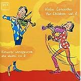 Violin Concertos for Children-