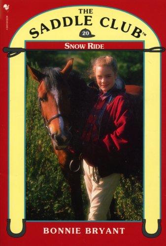 Saddle Club Book 20: Snow Ride (Saddle Club series) por Bonnie Bryant