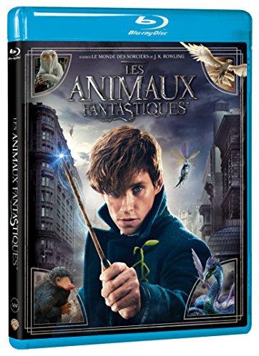 Les Animaux fantastiques – Le monde des Sorciers de J.K. Rowling – Blu-ray