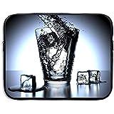 Sacoche d'affaires Sleeve Ice Cubes Housse Etui Laptop Cover pour Macbook Air Lenovo HP Sony