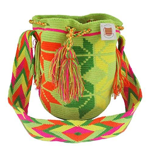 Imagen de auténtica  wayuu original de la guajira colombia