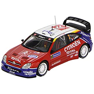Auto Art A60438 Model Car Citroën Xsara WRC 2004 - 1:43 Scale