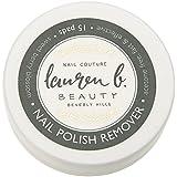 Lauren B nail Couture esmalte de uñas Remover Pads