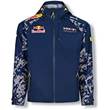 Red Bull - Chaqueta Impermeable - para Hombre 386a17fb19eed