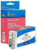 iColor Druckerpatronen: Tinten-Patrone T3591/35XL für Epson-Drucker, Black (Schwarz) (Druckerpatrone)