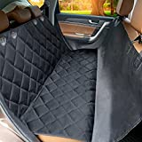 Best Dog Car Seats Covers - Dog Car Seat Cover, SCOPOW Waterproof Nonslip Scratch Review