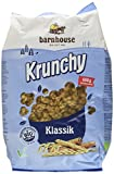 Barnhouse Krunchy Klassik, 3er Pack (3 x 600 g Beutel) - Bio
