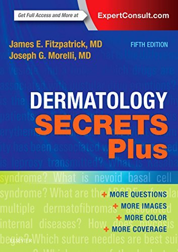 Dermatology Secrets Plus, 5e by James E. Fitzpatrick MD (2015-09-29)