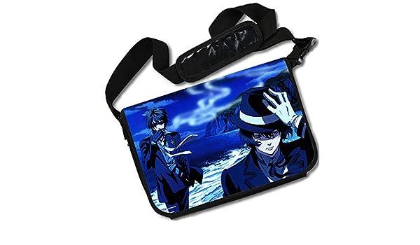 La Storia Della-39 MB ROUNDMEUP La Storia Della Arcana Famiglia Anime Stylish Messenger Bag//Lap Top Bag 15 x 11 Inches