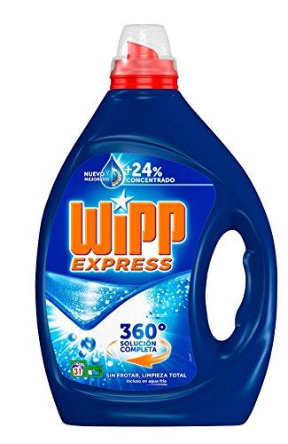 Wipp Express-Gel-coldzyme, Action Fleckenentferner In Kälte-2.112L