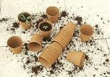 Kokos Anzuchttöpfe (24 Stück)