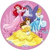 dekora Disque Azyme Princesses Disney 20 cm