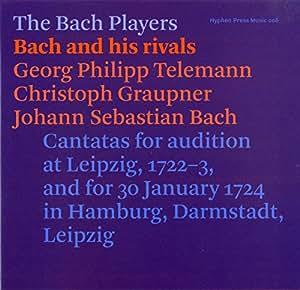 Telemann: Bach and his rivals