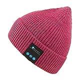 Best soundbot cuffie Bluetooth - Upchenli Bluetooth Music Soft Warm Beanie Hat Cap Review