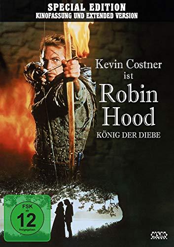 Robin Hood - König der Diebe [Special Edition] [2 DVDs]