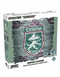 "Dust Tactics Operation ""Cerberus"": Campaign Expansion"