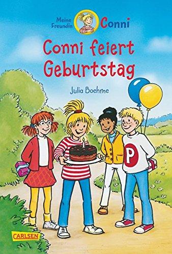 Conni-Erzählbände 4: Conni feiert Geburtstag (farbig illustriert)