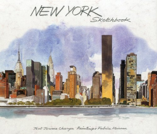 New York Sketchbook (Sketchbooks) por Fabrice Moireau