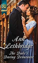 The Duke's Daring Debutante (Mills & Boon Historical)