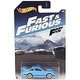 Hotwheels Toy Car Fast And Furious Porsche 911 GT3 - Blue