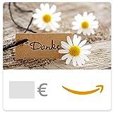 Digitaler Amazon.de Gutschein (Dankeschön mit Blumen)