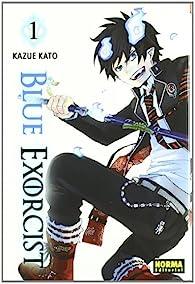 BLUE EXORCIST 01 par Kazue Kato