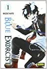 BLUE EXORCIST 01 par Kato