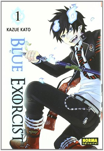 BLUE EXORCIST 01 (CÓMIC MANGA) por Kazue Kato