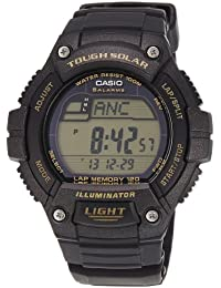 Casio Reloj Sports Negro 50 mm