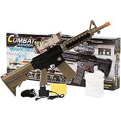 salve Fusil d'assaut à Billes d'eau- Nouveau - 67 cm- +150 Billes d'eau