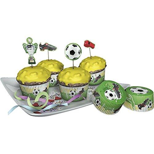 Muffinset Fußball 48 teilig - 5