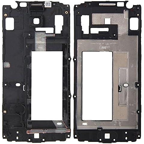 Piezas de repuesto de teléfonos móviles, iPartsBuy frontal de la carcasa del LCD de la placa del bisel del capítulo para Samsung Galaxy A3 / A300